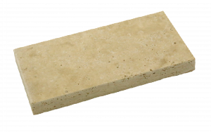 Classic Travertine, Tumbled and Unfilled