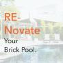 Brick pool